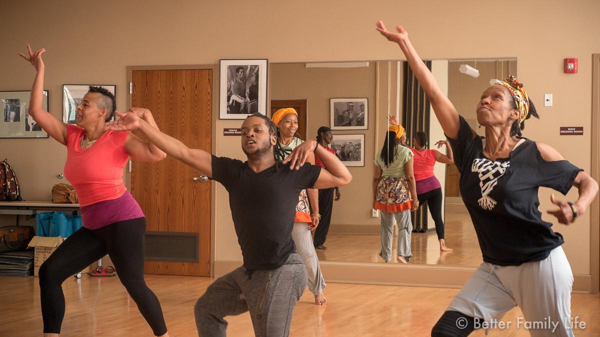 BLACK DANCE - USA: A Celebration In Movement -