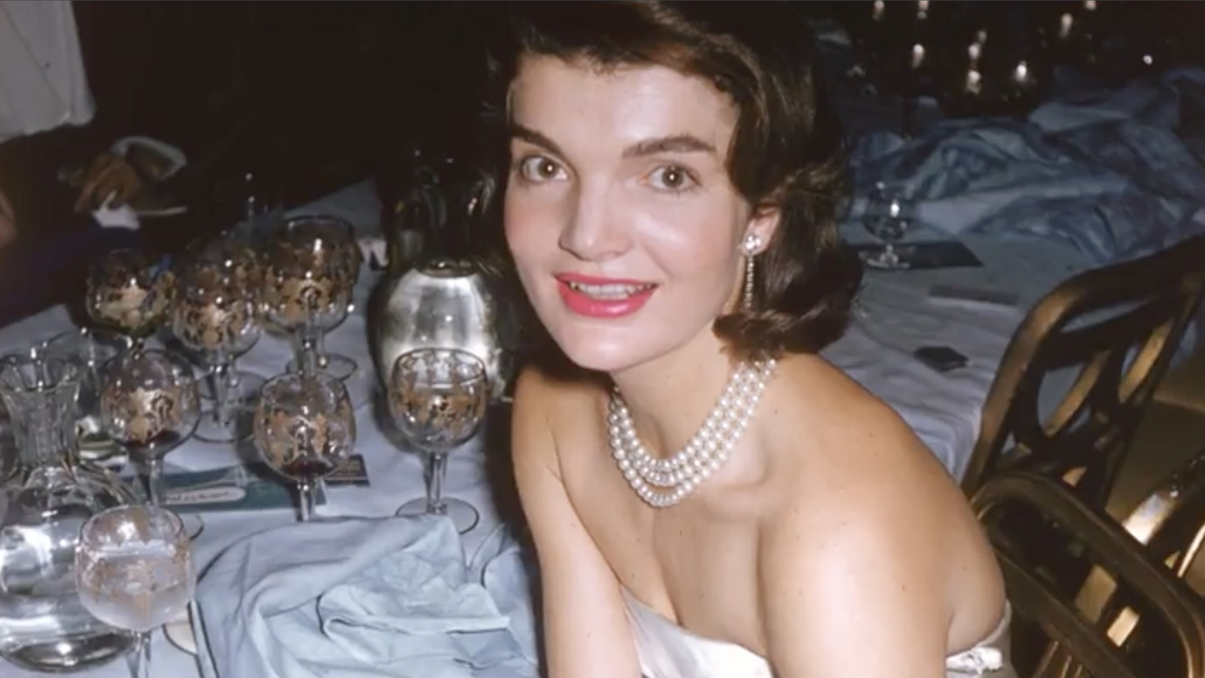 Slim Aarons: The High Life Official Trailer