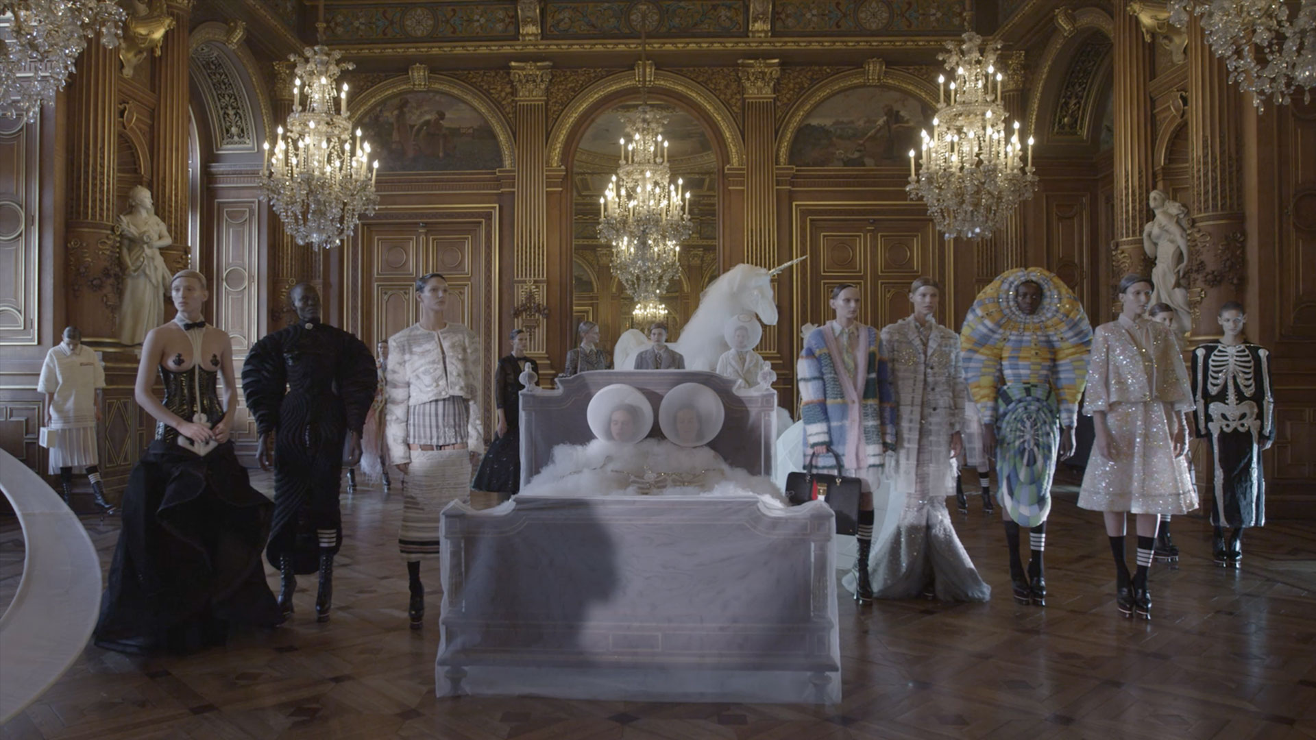 Thom Browne: A Fashion Fairytale