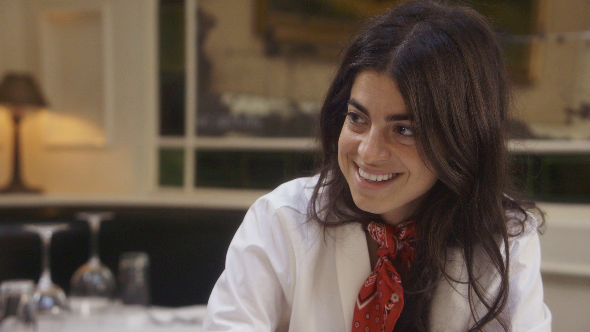 Leandra Medine At the beatrice