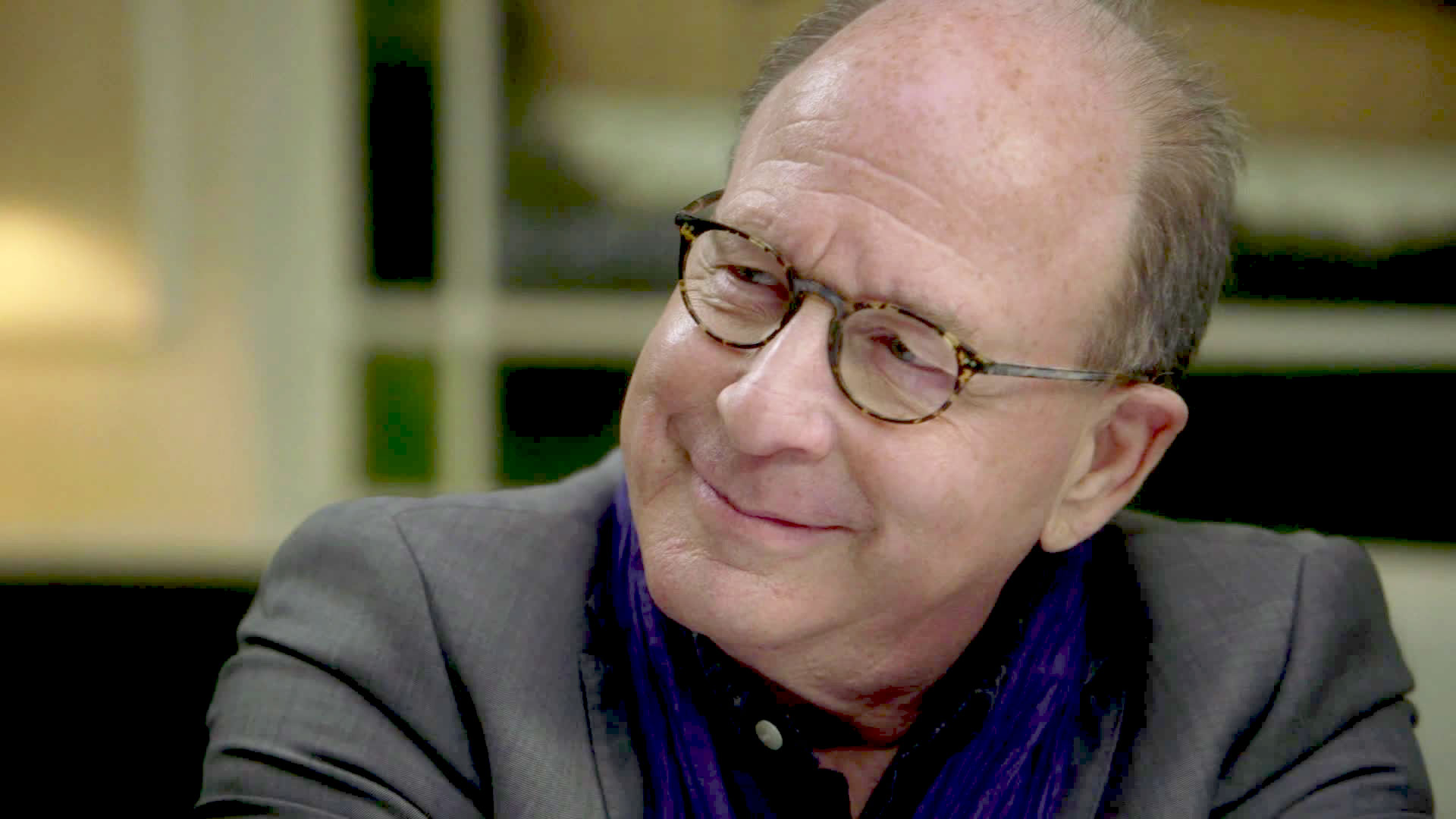 Jerry Saltz At The Beatrice