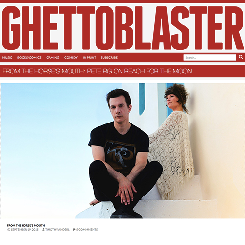 Ghettoblaster | September 2015