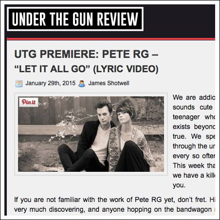 Under The Gun | January 2015