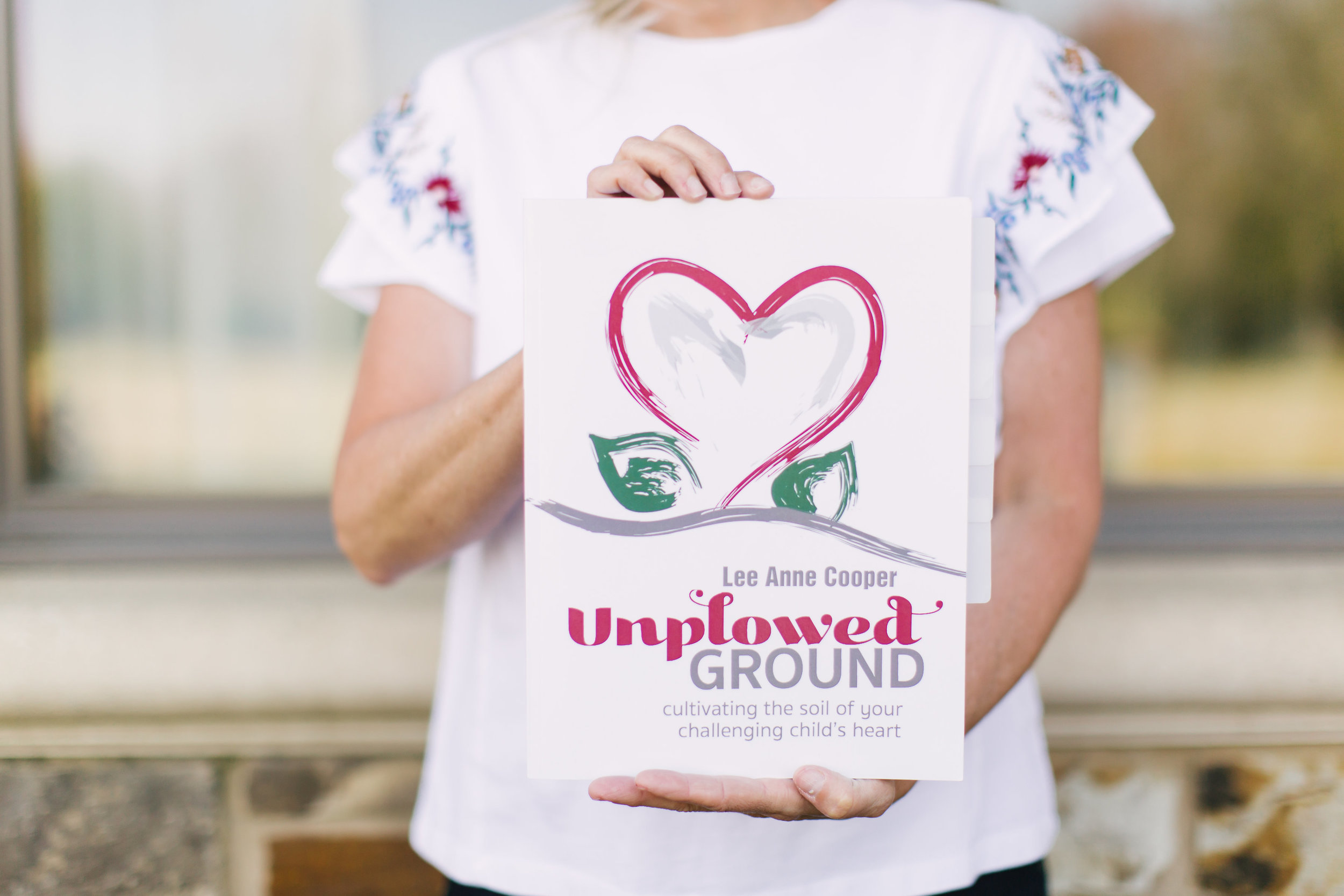 Our therapeutic parenting program Unplowed Ground: Cultivating the Soil of your Rescued Child's Heart.