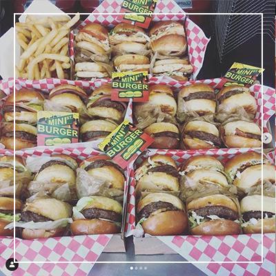 Mini Street Burger