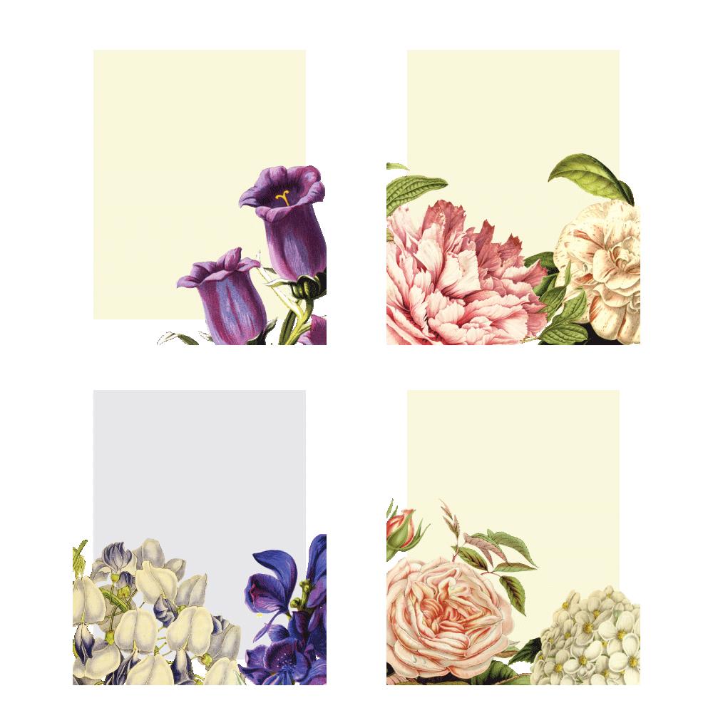 free printable floral wine labels purple blush pink