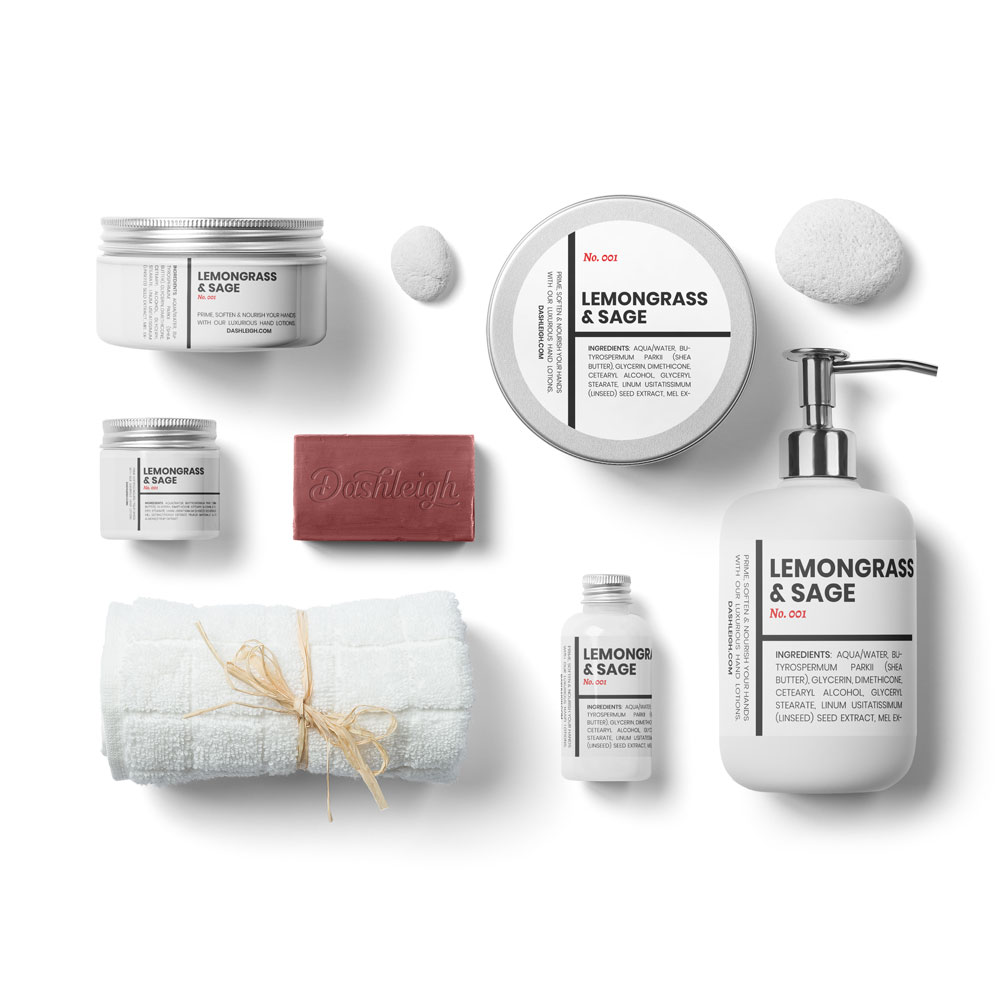 Apothecary Cosmetic Labels