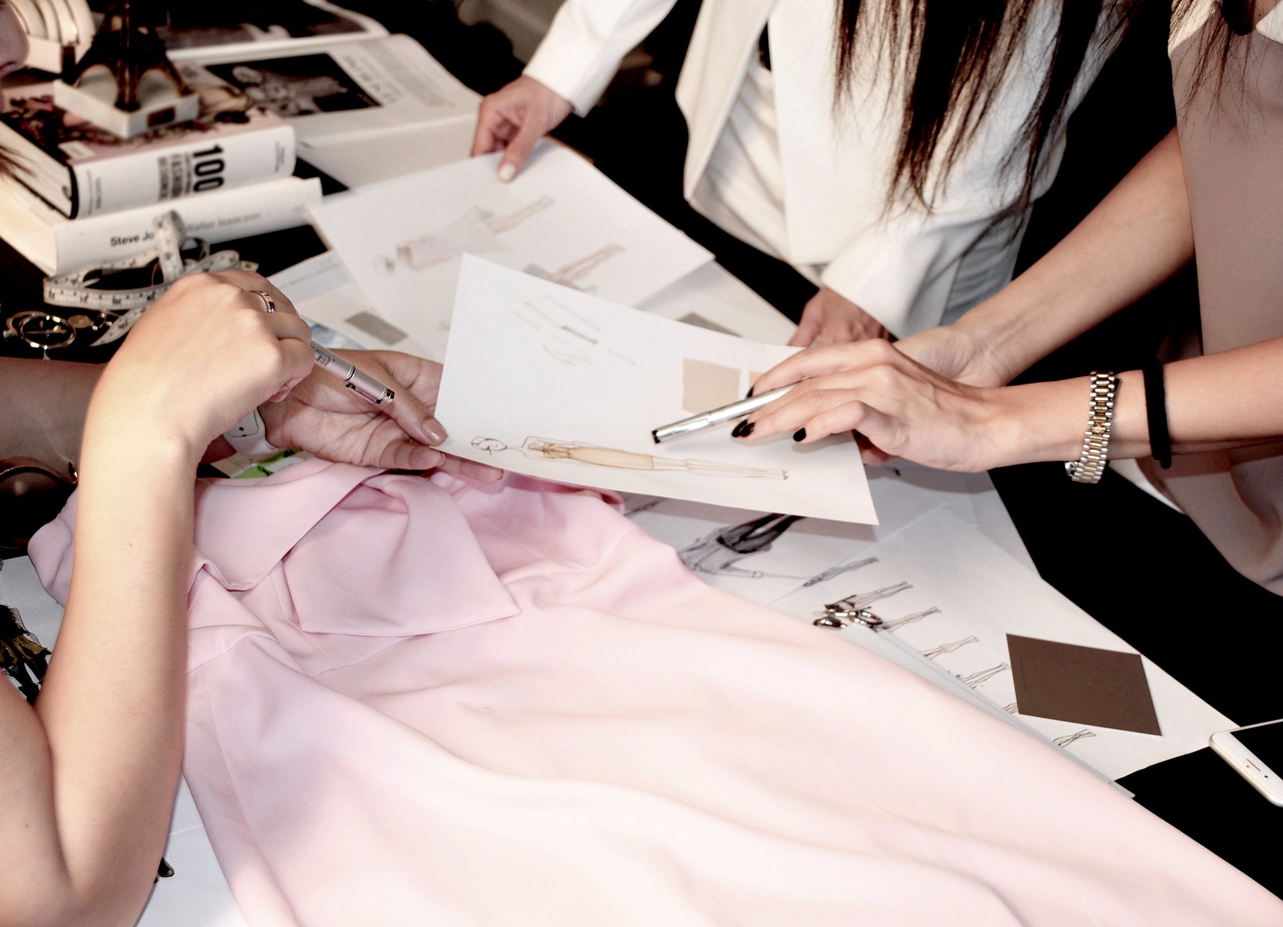 Fashion Design Development Production Fashion Design Consultation And Material Sourcing