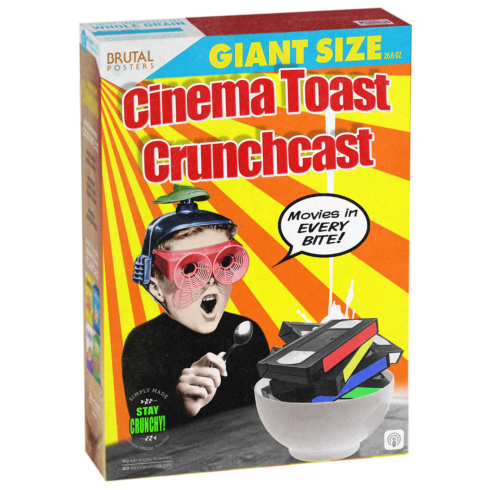 Cinema Toast Crunchcast - with Mike Flinchum & Ricky GloreApple Podcast