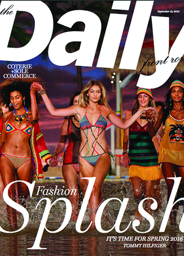 The Daily Front Row - SEPTEMBER 2015
