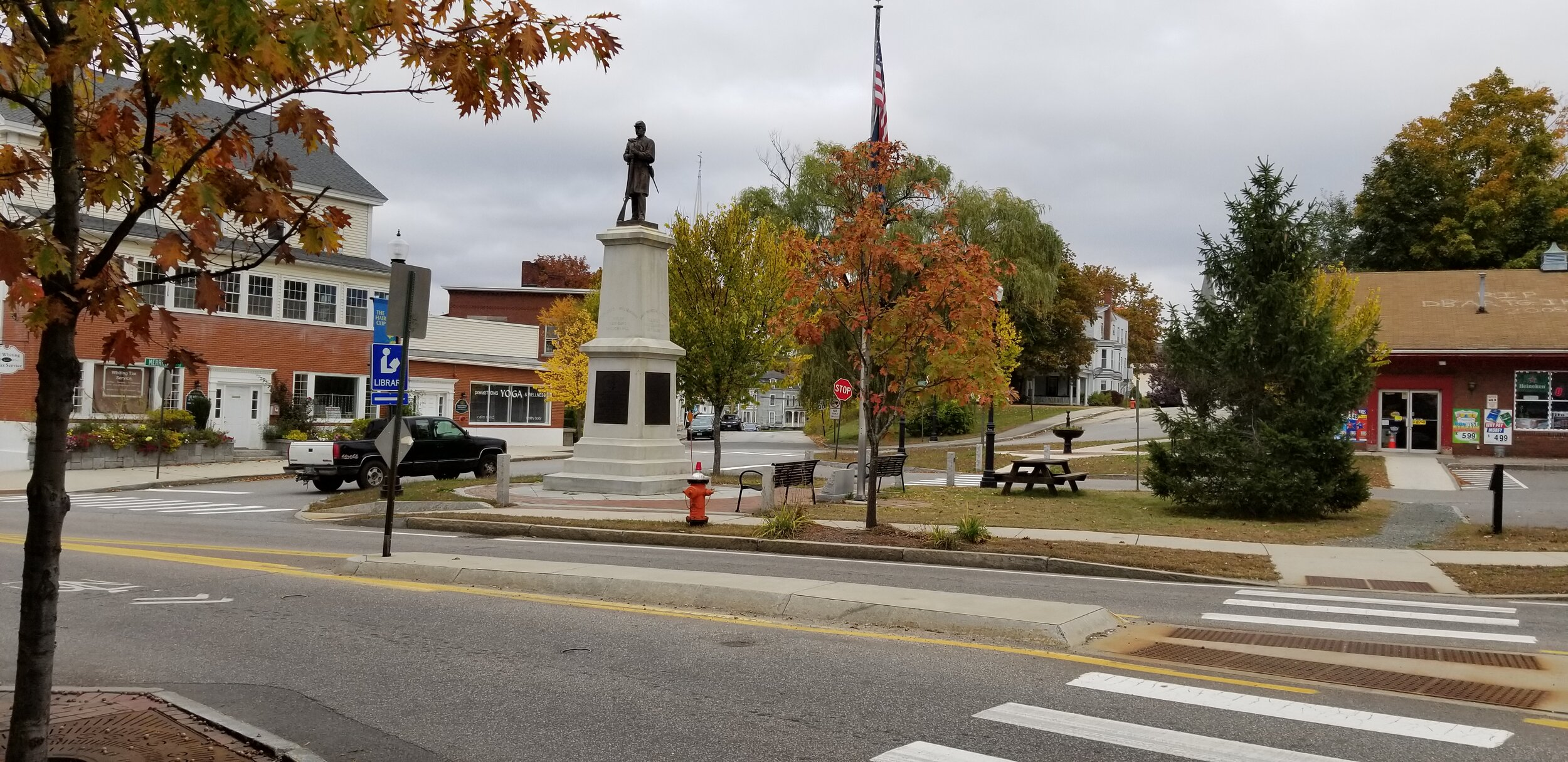 Mission - To involve citizens in enhancing the quality of life, protecting the historic character, and fostering economic vitality in Penacook Village.