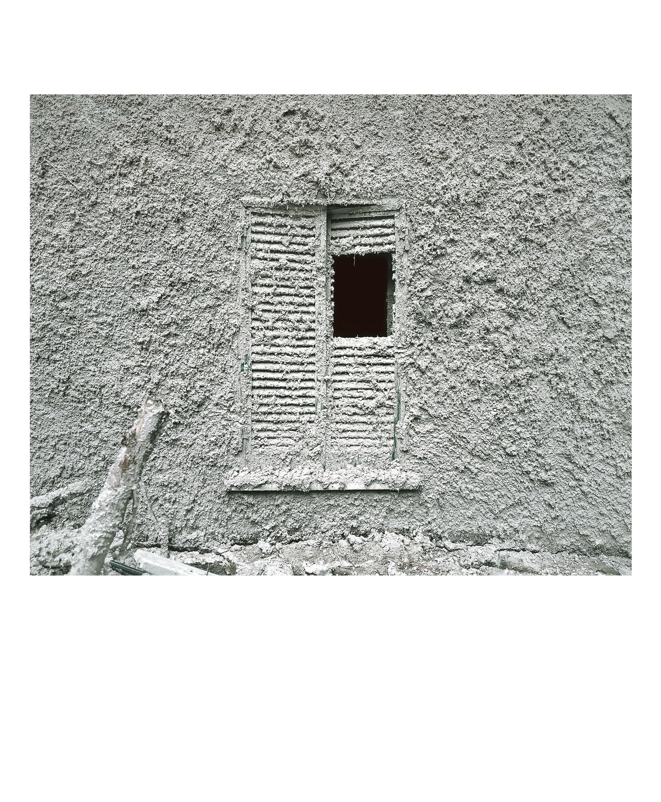 Window (After Mudslide) Ischia, Campania