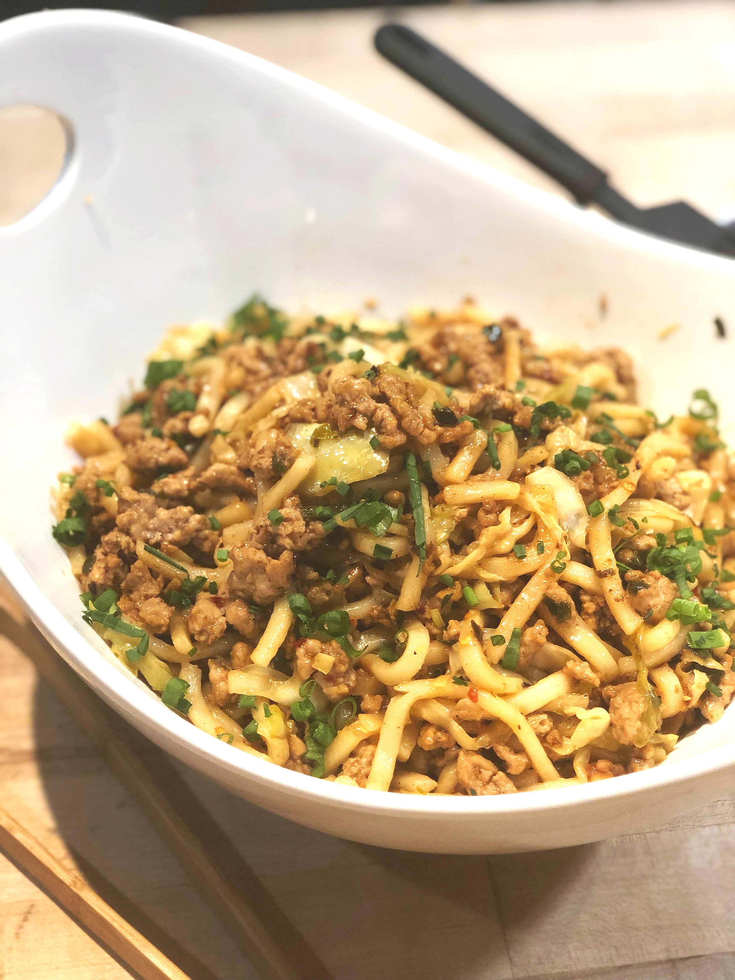 Better-Than-Takeout Udon Stir Fry