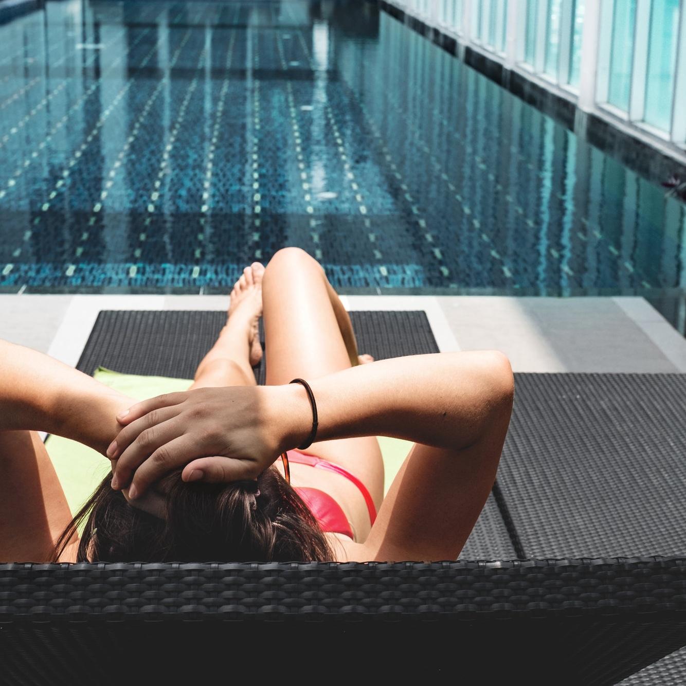 Sun-Bed Tanning -