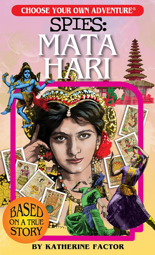 Spies: Mata Hari