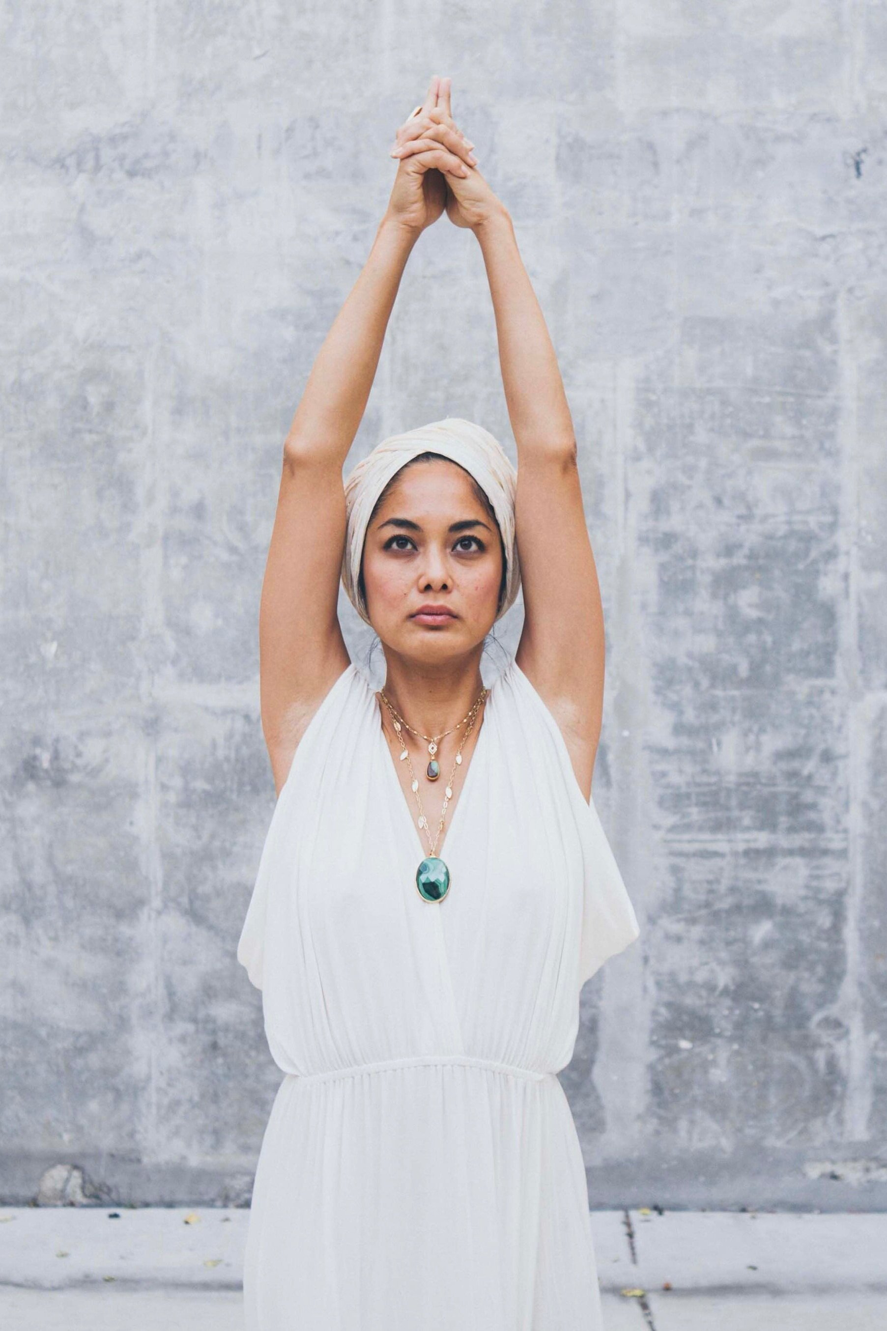 Jiwan Dev Kaur - Jiwan Dev utilizes kundalini yoga to push the boundaries on everyday living by raising consciousness on interactions when it comes to work, relationships, and everyday living. She believes radical truth will set our society free and lead us down the path of divine community and love. She first found kundalini yoga in 2003 at Golden Bridge in Hollywood, and completed the KRI 200-hour teacher training at Golden Bridge in New York under the guidance of Gurmukh and Gurushabd in 2016. Her calling is to empower her students to find their inner guru. She offers kundalini yoga, meditation, sound healing, ceremonies, and energy healing to the LA and OC areas, NYC, and worldwide.