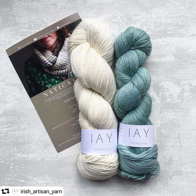 I just love these beautiful kits that Tara @irish_artisan_yarn has put together with my Natica Cowl pattern. 🌸 The yarn is just beautiful. See below how to place an order for the kit. Lots of colours available! ❤️ #repost @irish_artisan_yarn ・・・ NATICA COWL KITS will be live on the website tonight at 7pm BST! Limited stock available. Thank you Daniela @the_colourful_knit for such a beautiful pattern! . . . . #yarn #knitting #knitters #crochet #handmade #handdyed #crochetaddict #crocheteveryday #crocheterofinstagram #happyhooker #lovecrochet #crochetgram #ilovecrochet #crochetlove #meetthemaker #dyer #lab #colour #dyeing #handmade #socks #knitter #yarnupdate #knitkit #cowl #irish #