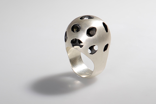 Nora+Werner+jewelry+design+ring+silver+Jewellery