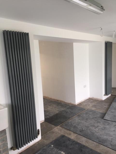 interior radiators wall
