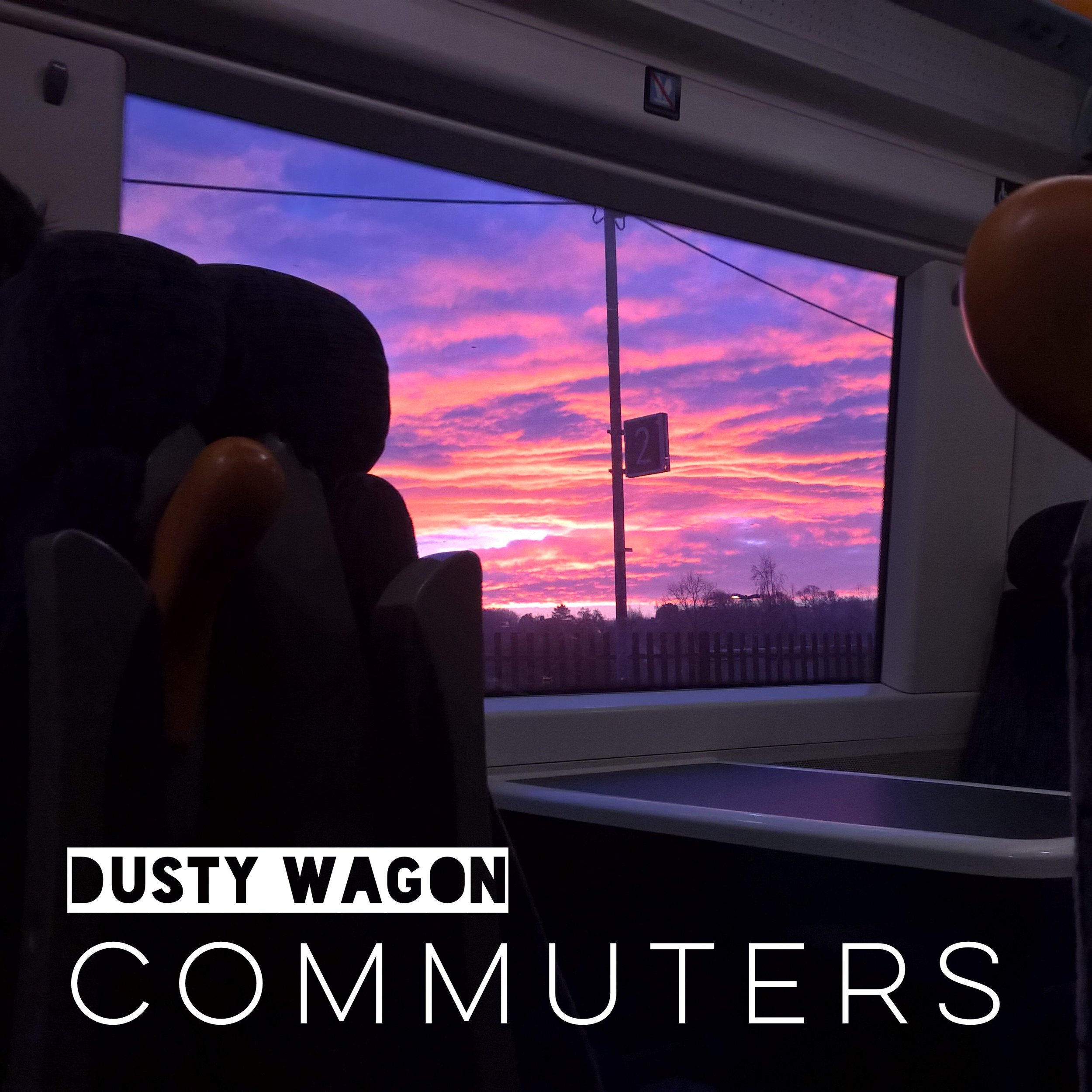 COMMUTERS - Commuters shows a shift toward electronic for Dusty Wagon, it's an Album entirely created using an iPad Pro, the Korg Gadget App and a Long Commute from Hastings to London.Released:2016Buy or Stream Now
