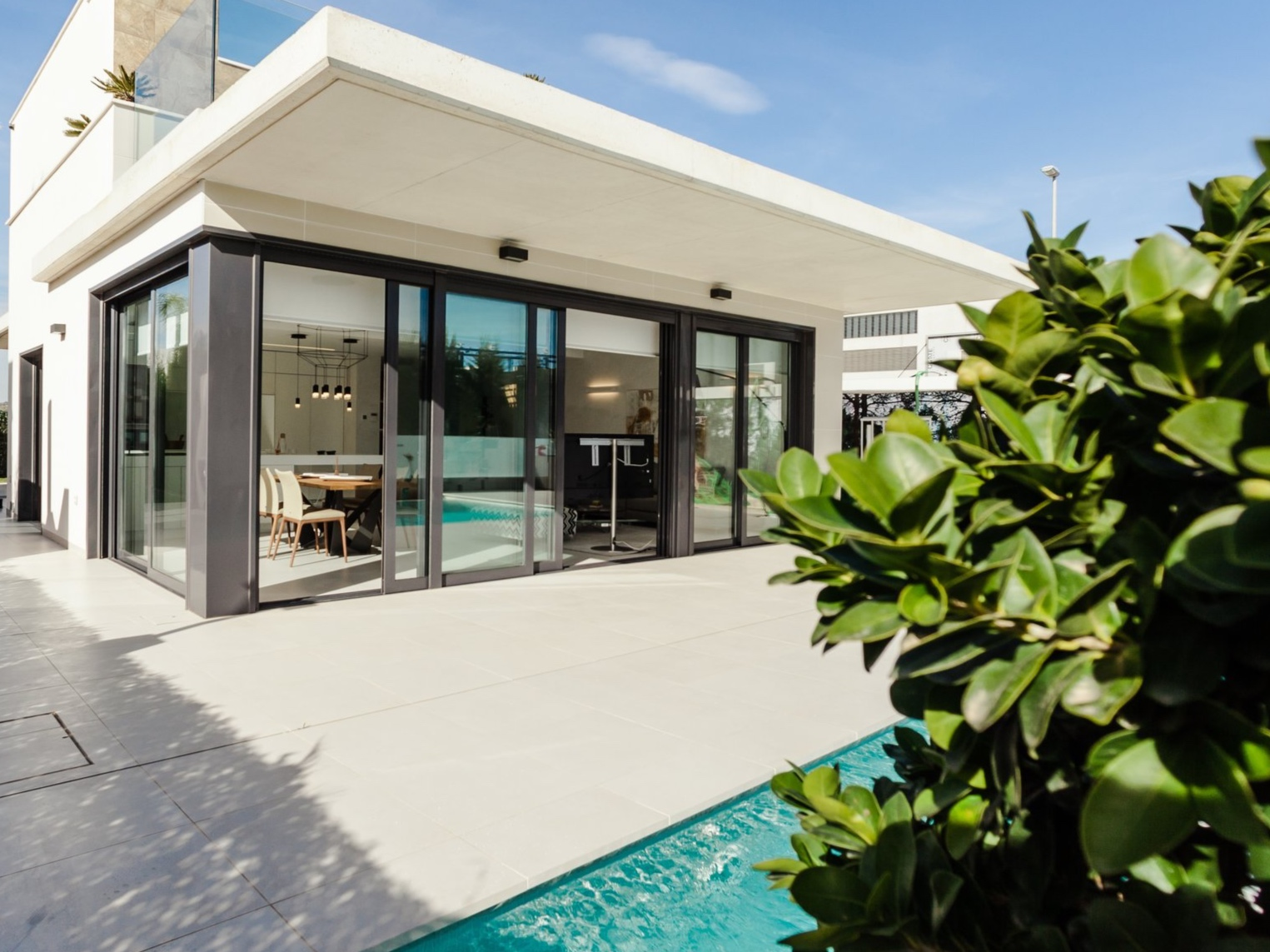 Facility Management - We will manage your home, pool and garden while you're away. We can also coordinate renovation and conversion work.