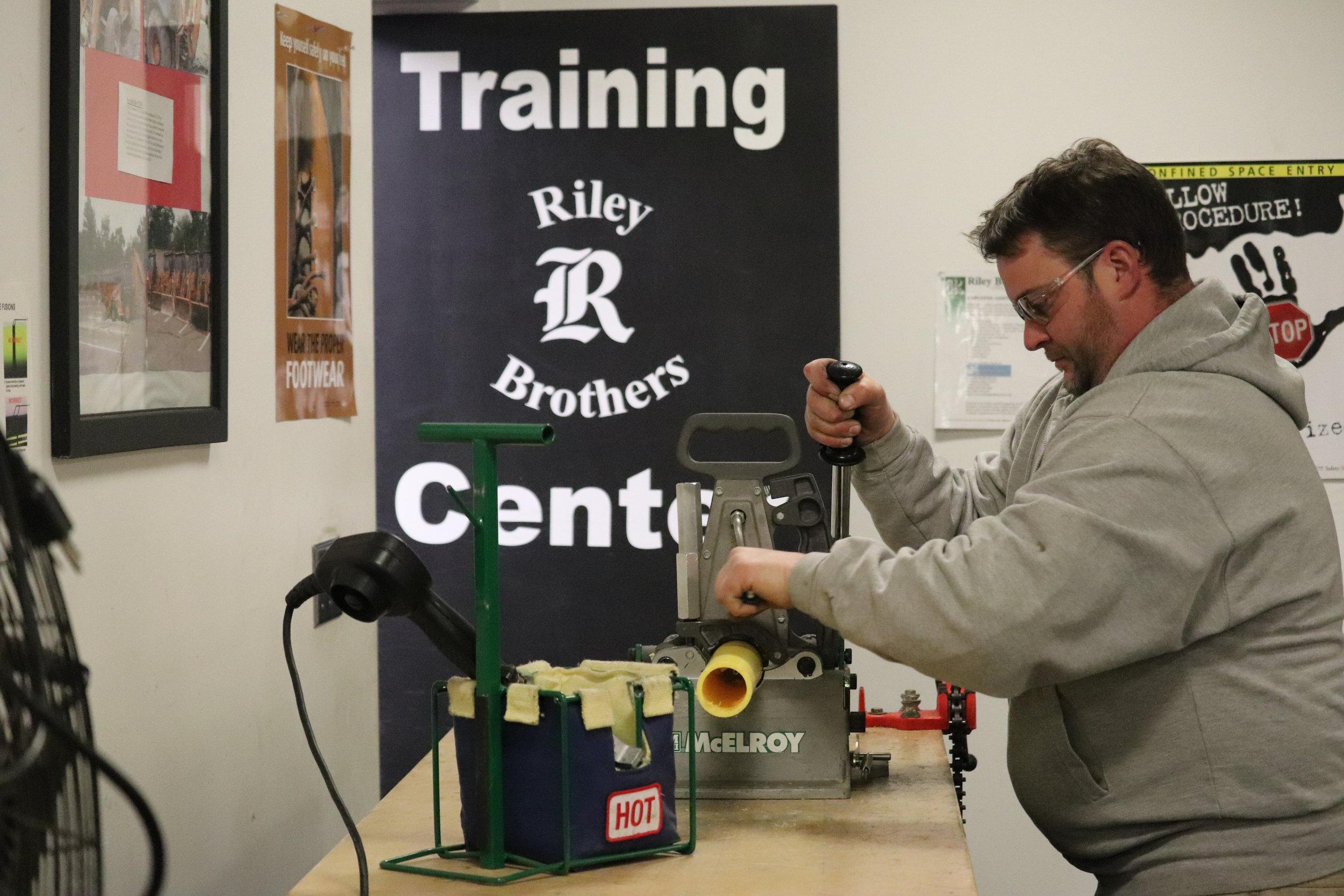 - Training Facility