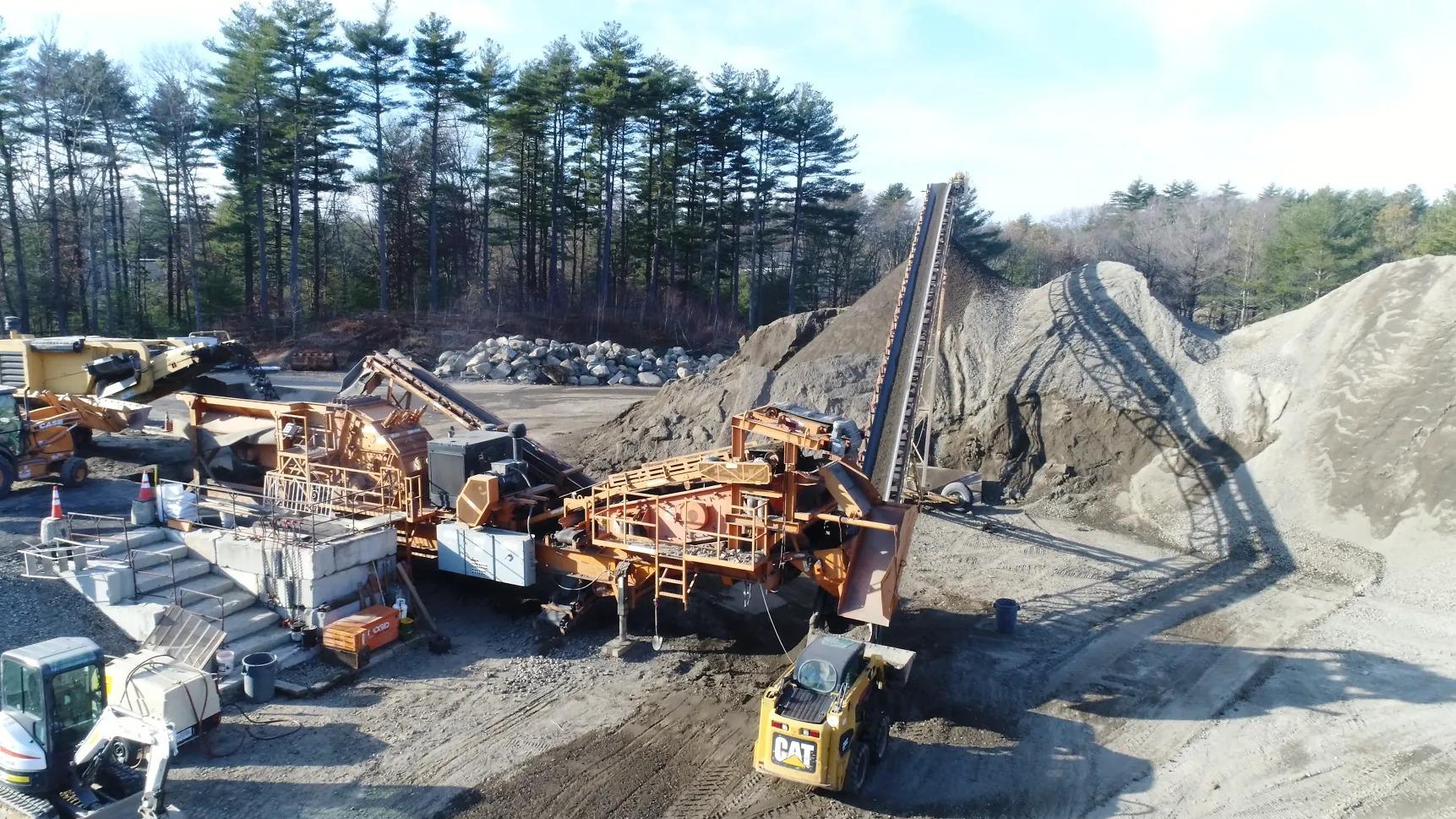 - Construction Materials