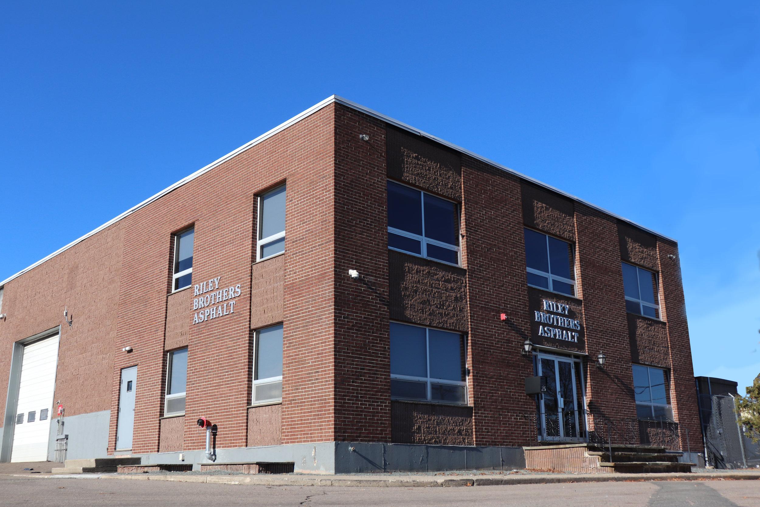 Wrentham - Paving Headquarters