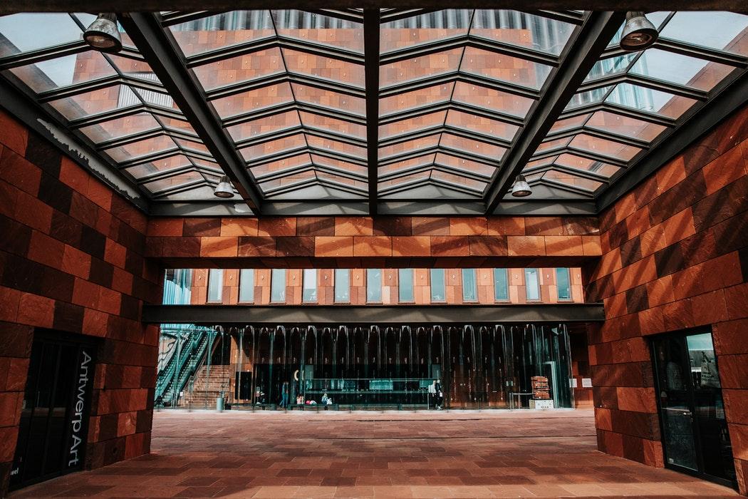 LESCAUT Antwerp Port MAS Pavilion