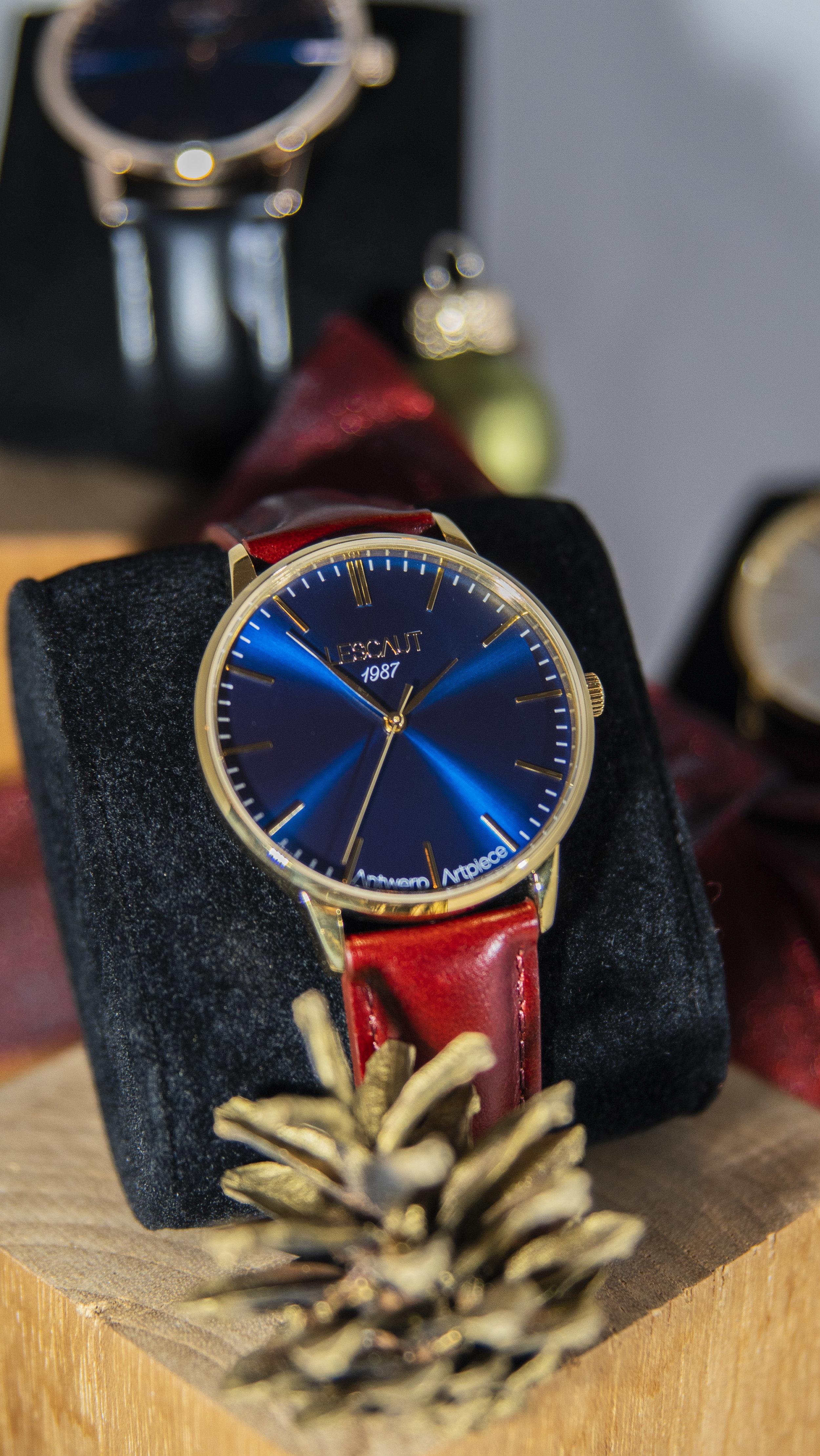 LESCAUT horloge cadeau