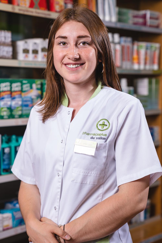 Amélie Beuret - Assistante en pharmacie