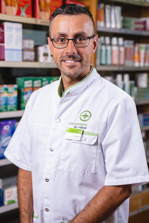 Hugo Figueiredo - Pharmacien propriétaire
