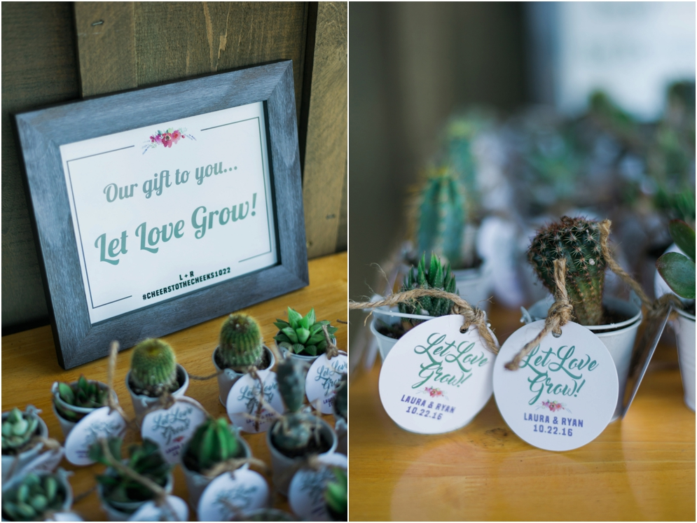 Table Signs and Favor Tags