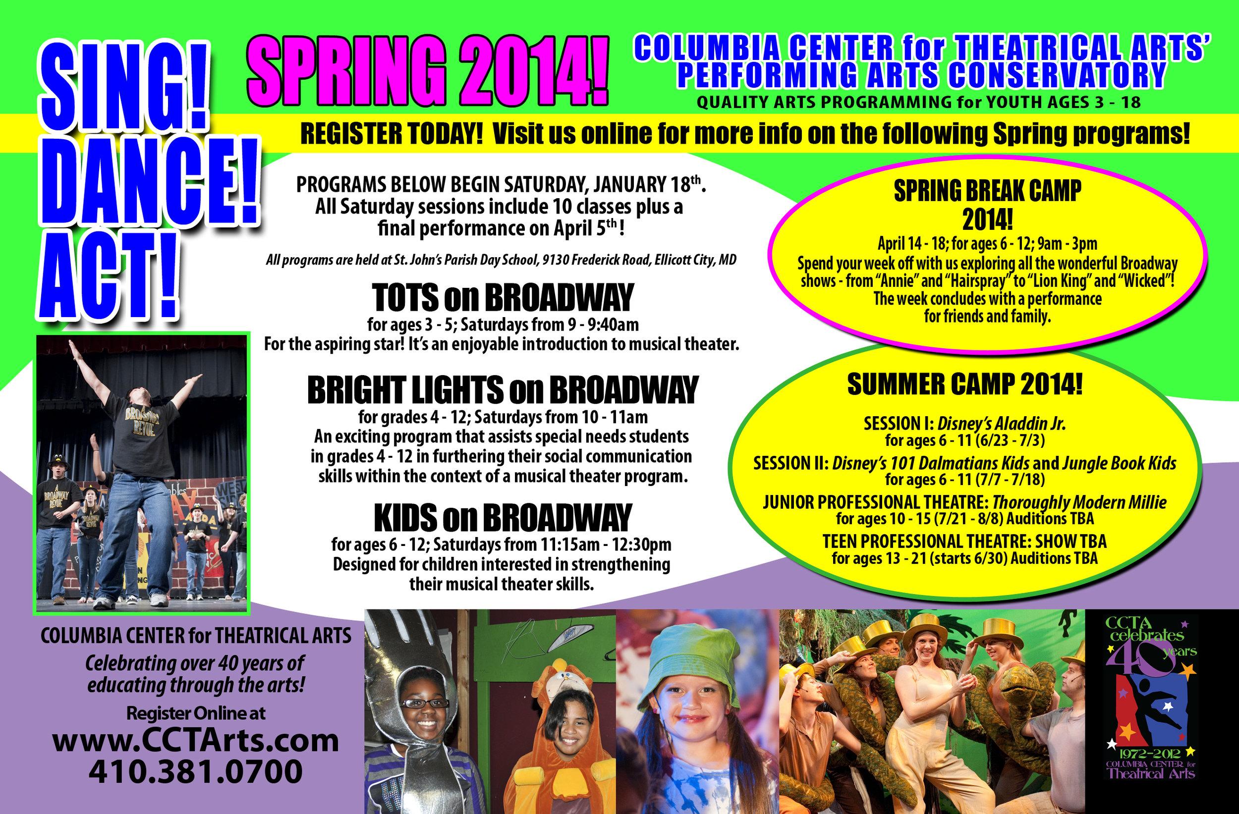 Postcard - Spring 2014 CCTA Conservatory Programs FINAL 875 x 575 copy.jpg