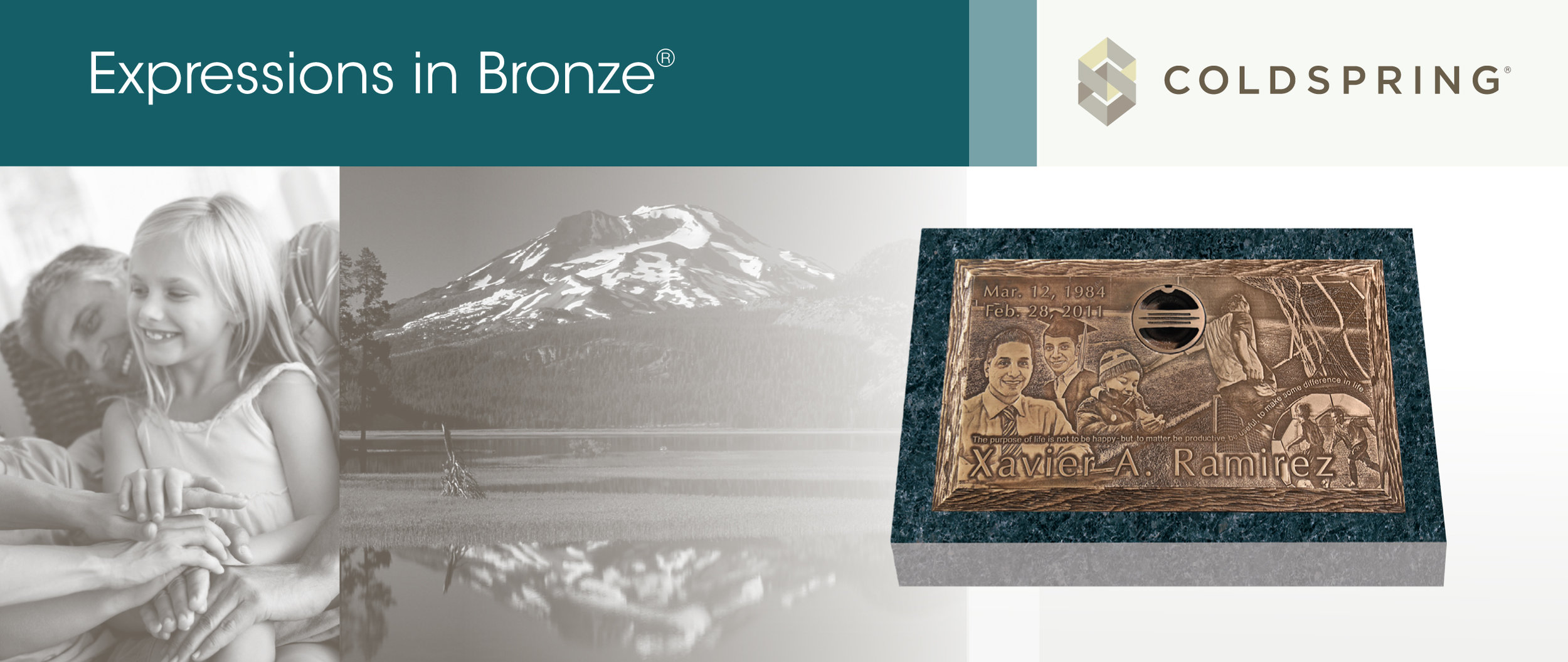 Coldspring Expressions in Bronze