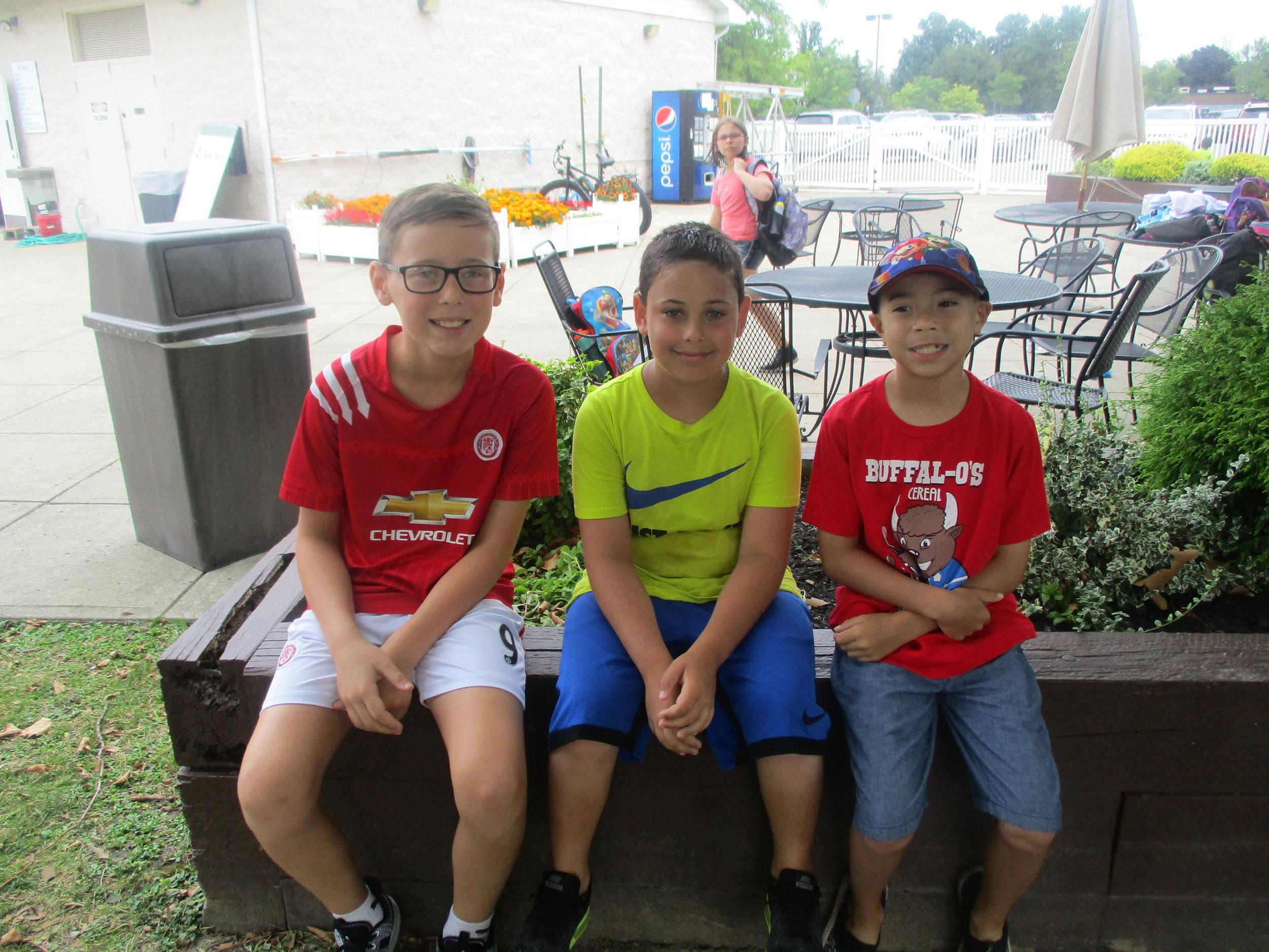 Senior Camp (grades 3-6) -