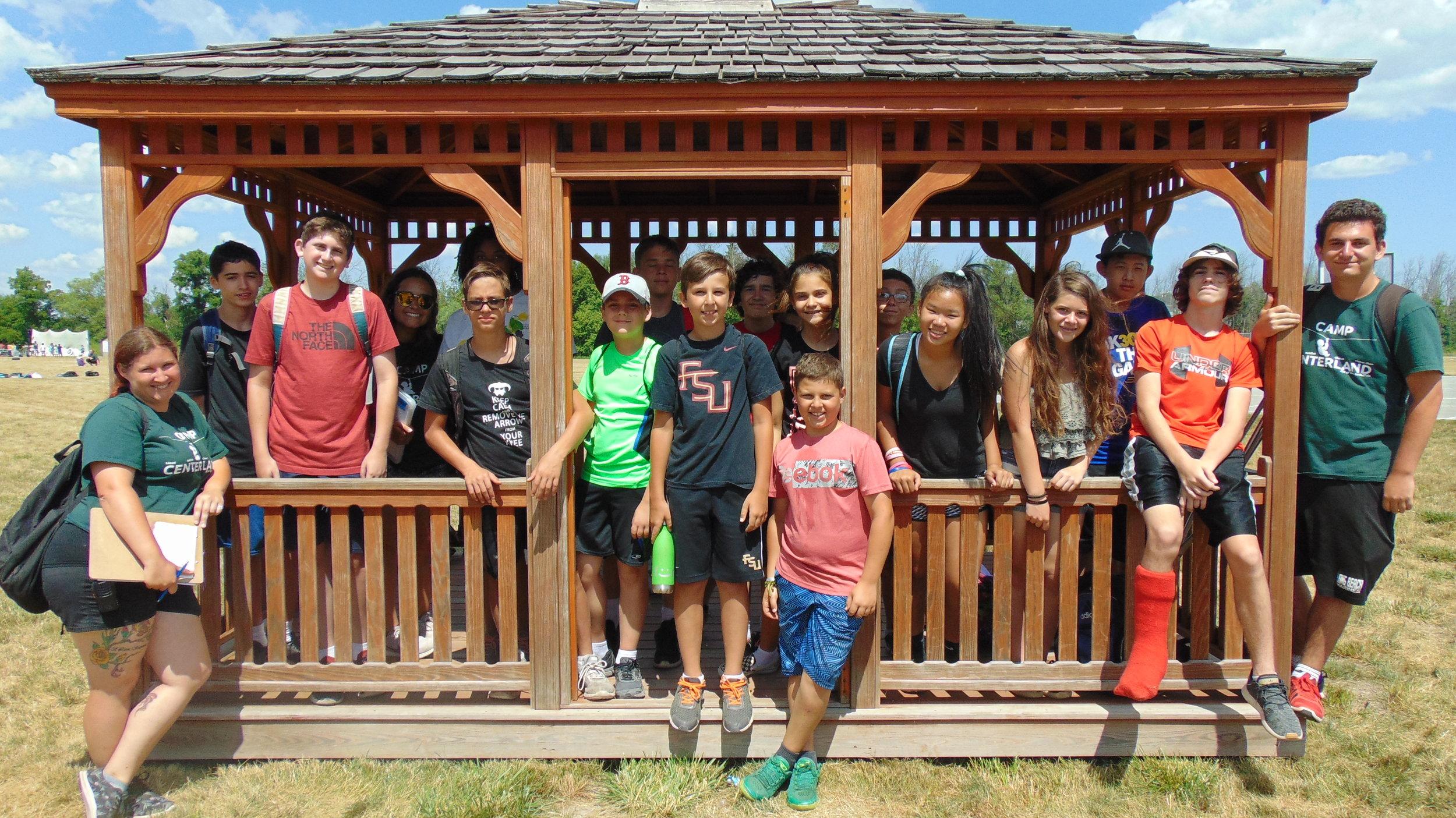 Teen Camp (grades 7-10) -