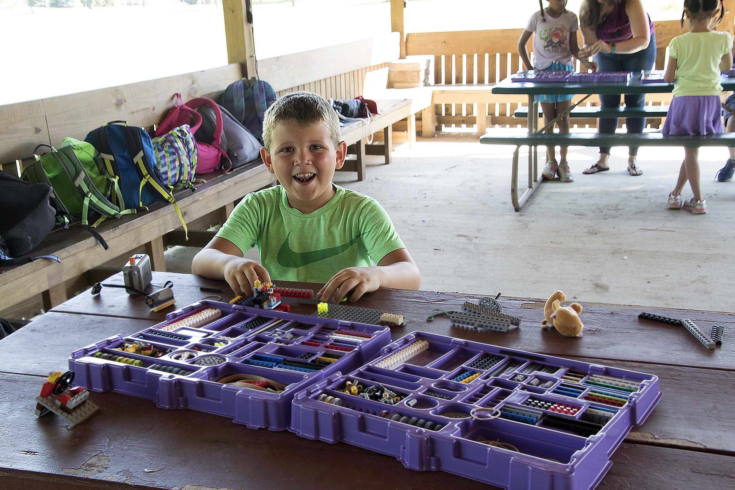 Specialty Camp(grades K-9) -