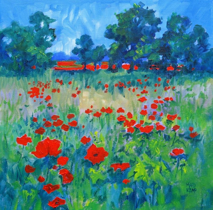 Spring Flower Meadow .   Details
