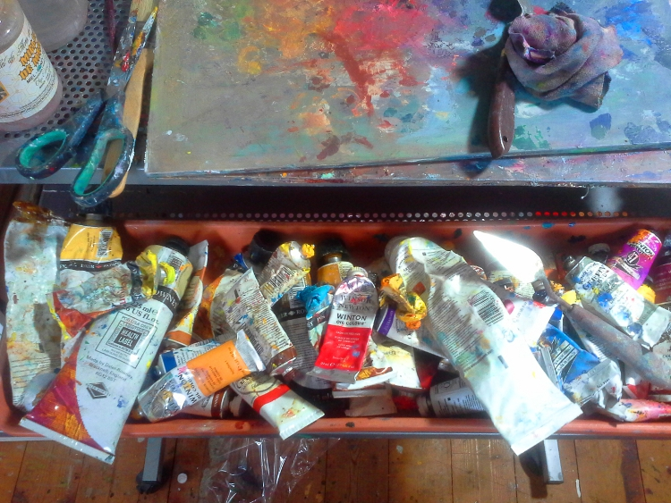 The Joy of Oil Paints - 11 reasons to love oils