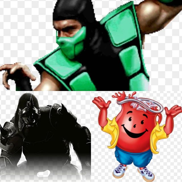 What do #reptile, #gorillagrodd, and #thekoolaidman have in common? Find out on this week's #episode of #authorsinabstract on Friday, available on iTunes, Google Play, iHeartRadio, Stitcher, and more! #aia #southernfriedradio #podcast #author #authorsofig #authorsofinstagram #writerslife #writersofinstagram #writersofig #writer #hema #dccomics #mortalkombat #koolaid