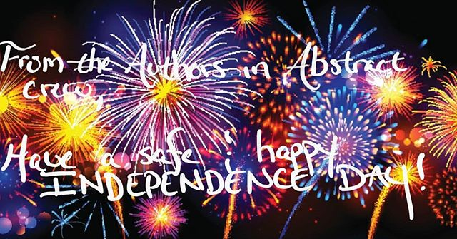 #july4th #independenceday #besafe #fireworks #celebration #aia #podcast #authorsinabstract #southernfriedradio