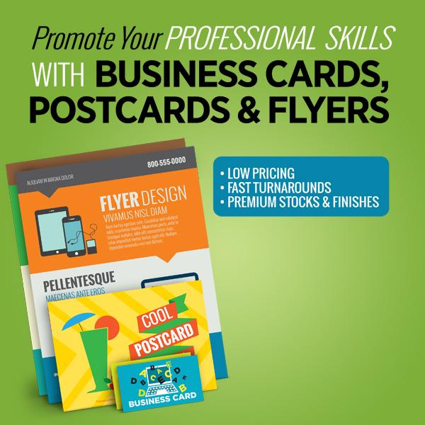 BUSINESS CARDS POSTCARDS FYLER