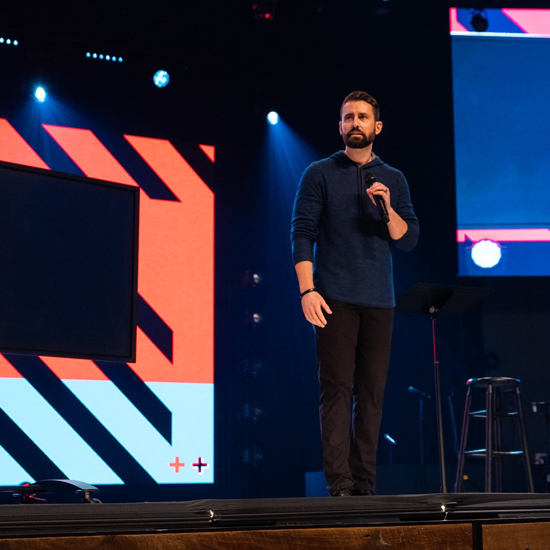 """""""Enough will help you refocus on the goodness of Jesus and help make your 'someday' plans a reality."""" - Aaron Brockett, Lead Pastor of Traders Point Christian Church"""