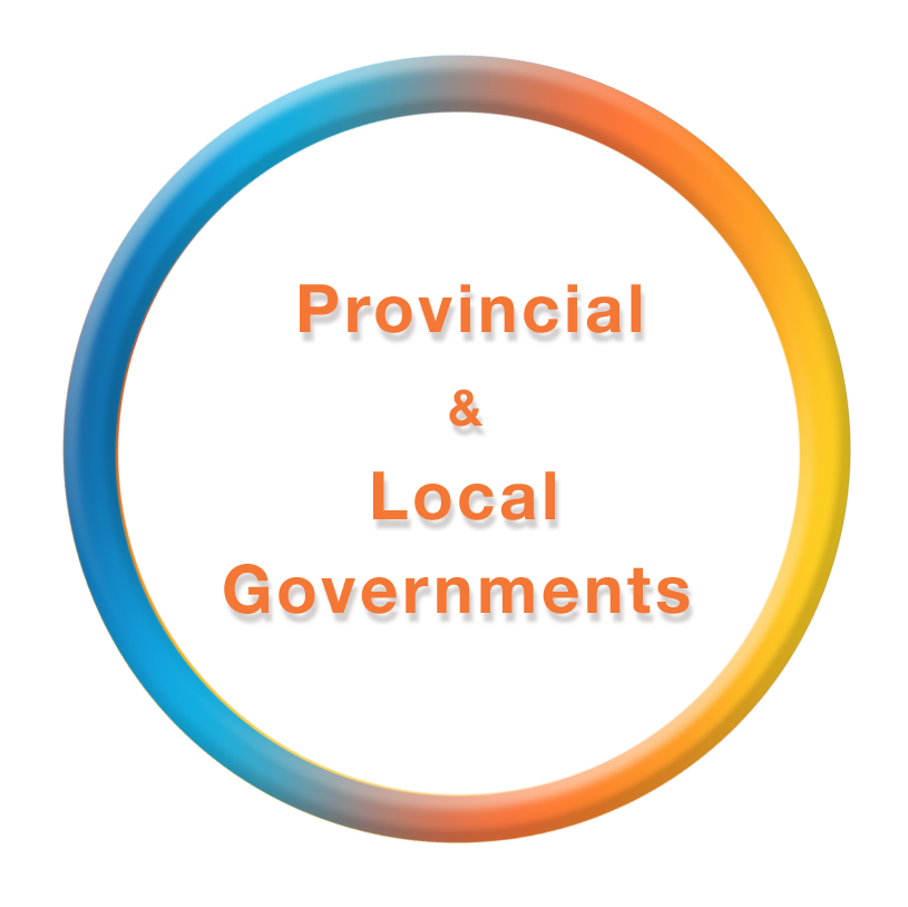 Provincial and Local Governments