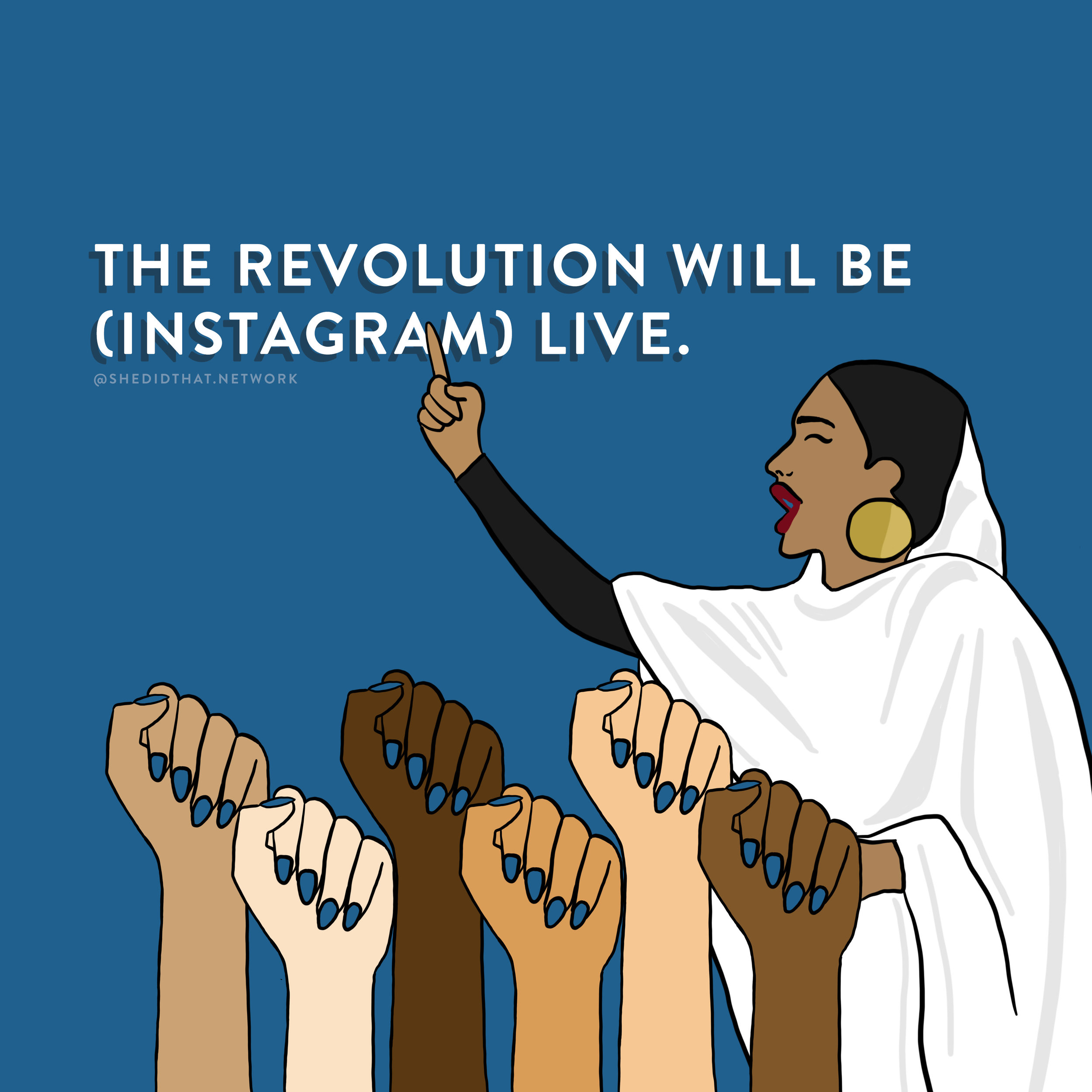 - Heels to the ground, phones in hand, the women of Sudan have been igniting a revolution armed with action and their social media platforms.Sudan is a nation that has severed itself due to civil war and endured genocide, government induced famine, sexual violence and decades of autocratic rule.