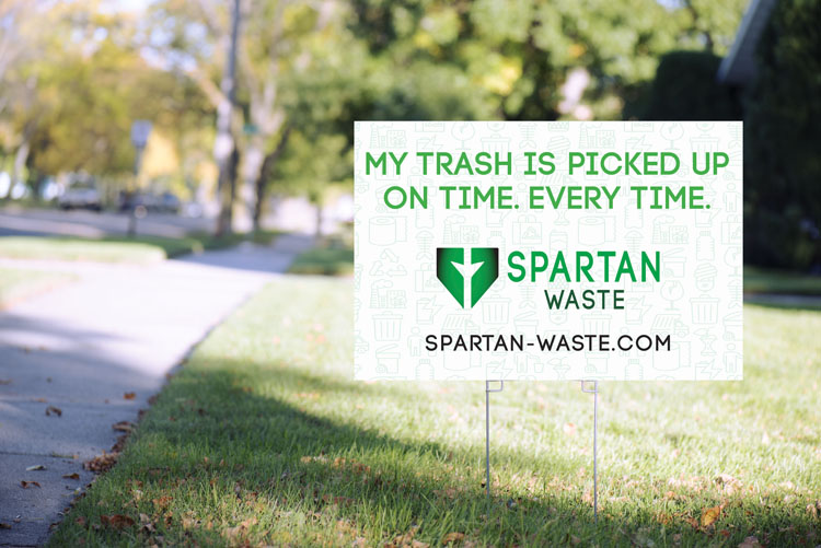 REsidential - Trash collection isn't something you should have to think about. It's certainly not something you should have to worry about. With a new, state-of-the-art truck and a commitment to on-time collection, you won't have to.On-Time PickupCourteous EmployeesTransparent PricingLocal Owners