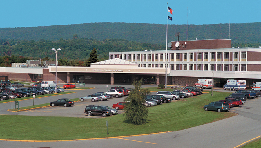 Nathan Littauer Hospital  Gloversville, NY