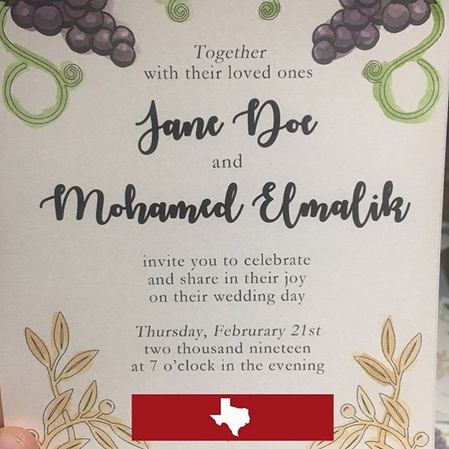 ✨ The Big Reveal, pt. 1 ✨ I mailed these invites out to 70 friends in early December. I then fielded a great number of questions. I booked a chapel in the hill country. Who wouldn't want to be in charge of a wide open canvas used to practice True Love? — @chelseatamura perfectly documented the event. Link to reel in bio.