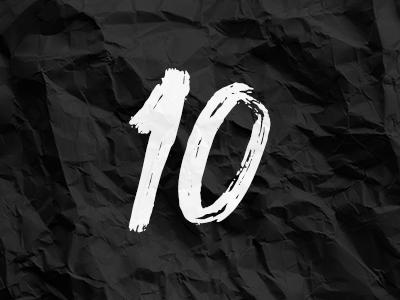 Day Ten -